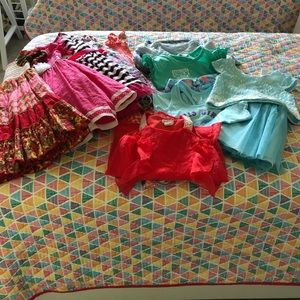 Bundle of 4T / 4 Girls Clothes